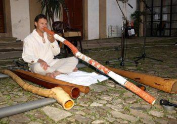 Didgeridoo koncert – Pavel Pelouch