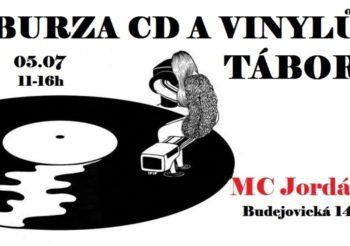 BURZA CD a Vinylů