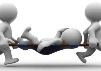 První pomoc + základy laické resuscitace ,(workshop)