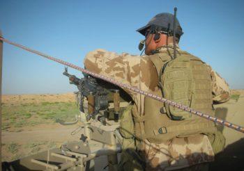 """""""VETERÁN VZPOMÍNÁ"""" Vyprávění Lumíra Němce o misích v Iráku, Afghánistánu a Sýrii"""